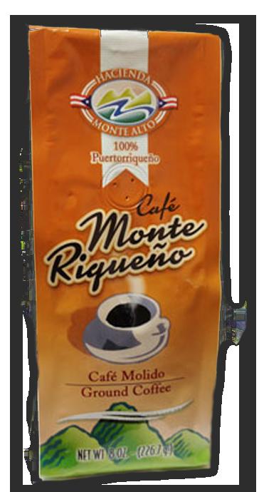 Cafe Monterriqueno